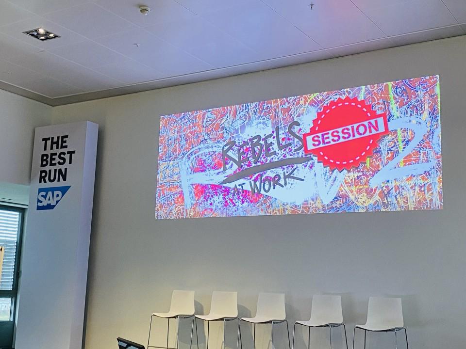 Rebels at Work Session @ SAP Walldorf